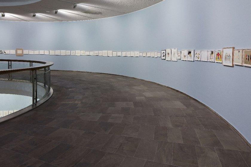 02_Ausstellungsansicht_AMVK_Fridericianum