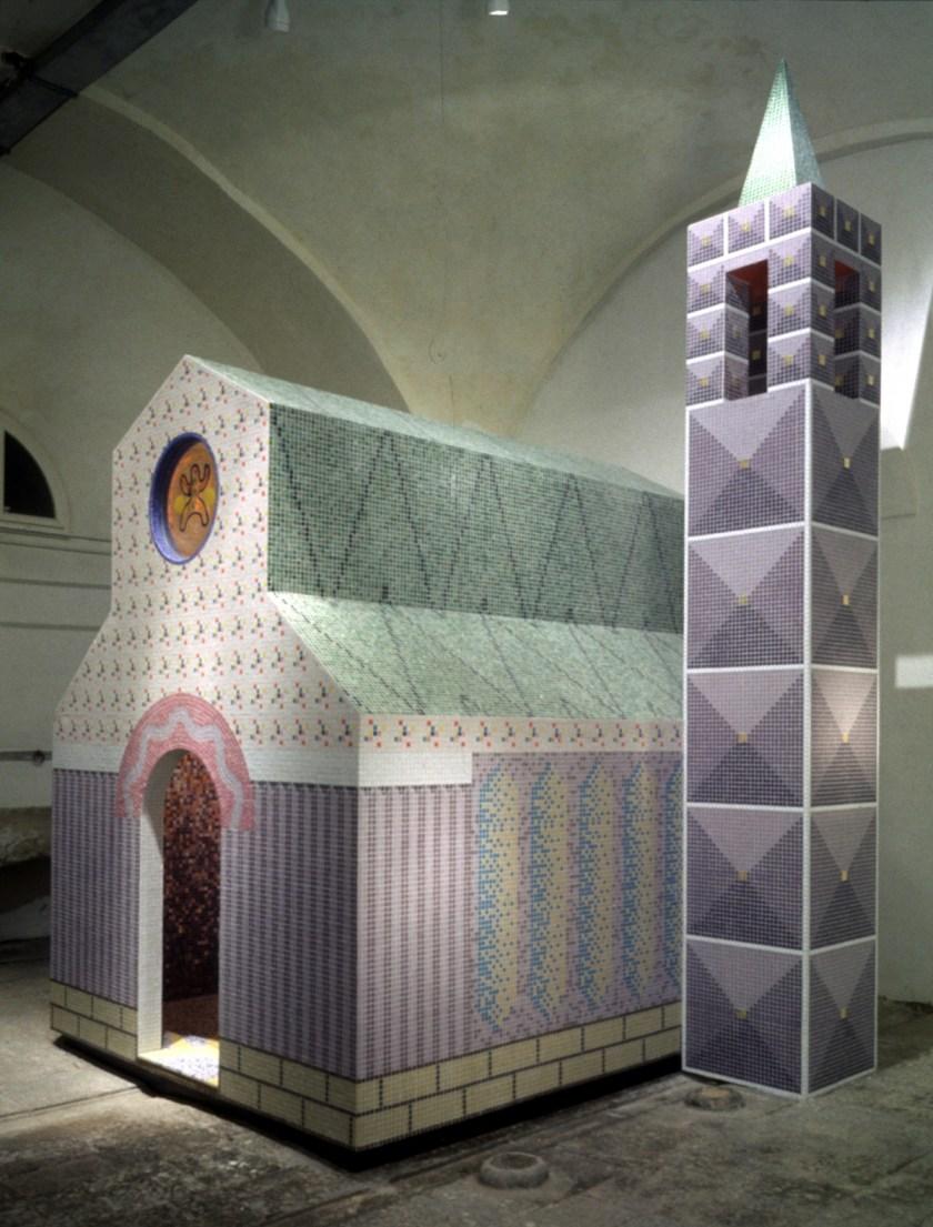 Groninger_Mondo-Mendini_Petite-cathédrale