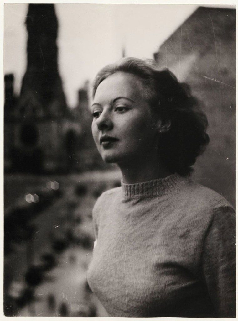Umbo_Karin-Friedrich_1950_Berlinische-Galerie