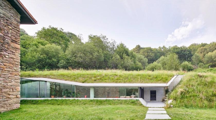 LANDABURU BORDA. Finalista FAD Arquitectura 2020. Foto: José Hevia