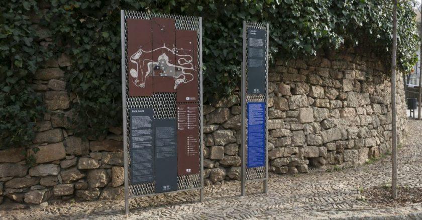 PKG. Sistema Flexible de Senyalística. Diseño : Màrius Quintana, Col·lectiu Brusi + Dani Ayuso. Clase Bcn Empresa : Dilart, SL