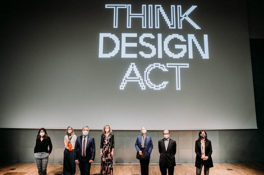 Acto de apertura de la Barcelona Design Week 2020