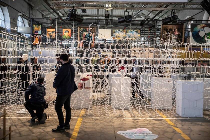 Exposición Systems, not Stuff. Biennale Internationale Design Saint-Etienne 2019