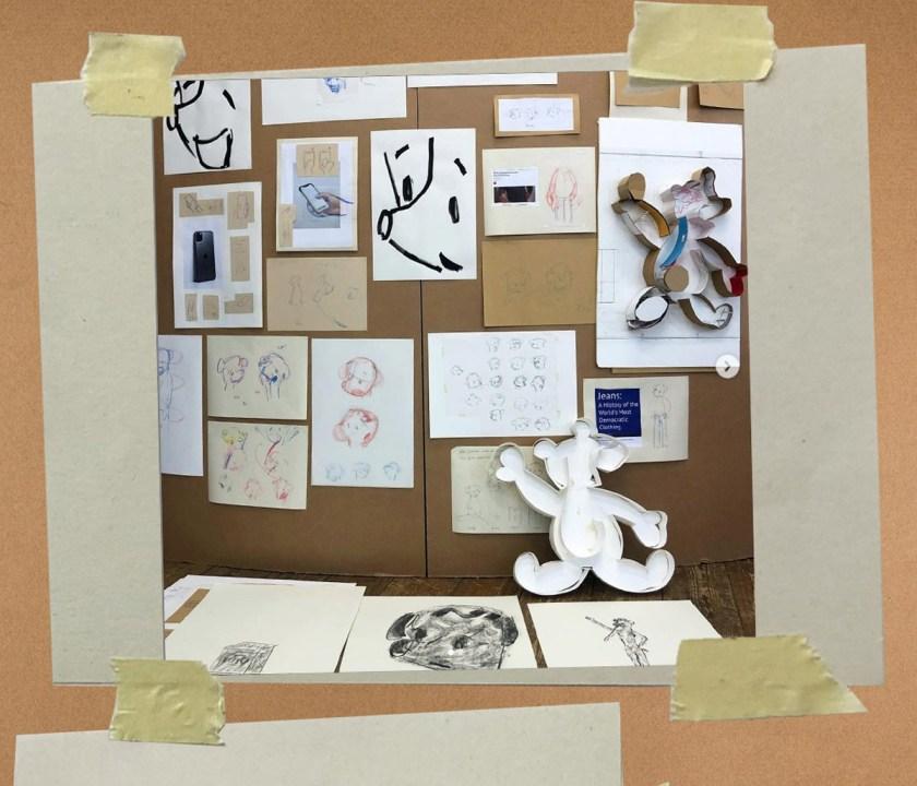 simon-fujiwara-who-the-baer-Fondazione-Prada-02