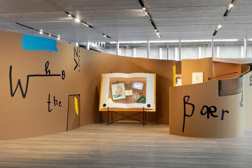 simon-fujiwara-who-the-baer-Fondazione-Prada-10