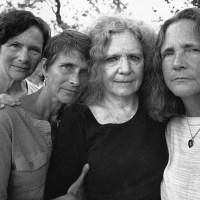 THE BROWN SISTERS / 45 AÑOS EN RETRATOS