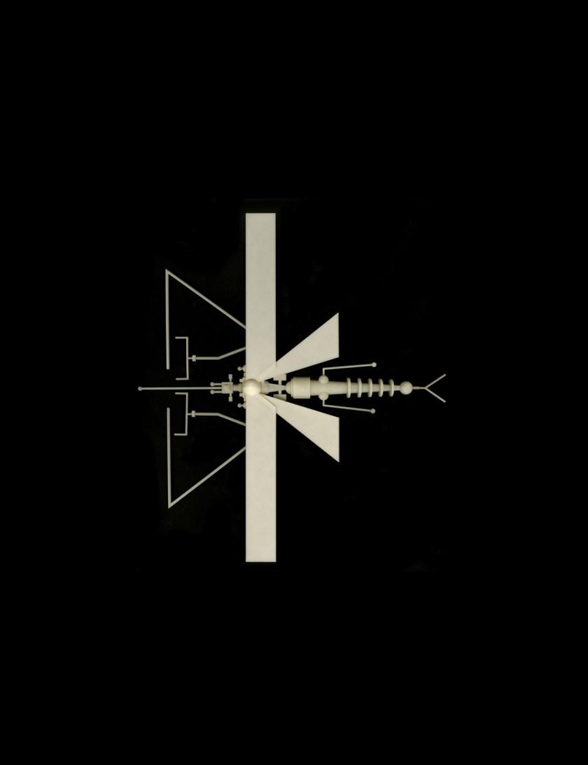FLY2. Prototipo de insecto. Diseño: © David Pfifferling