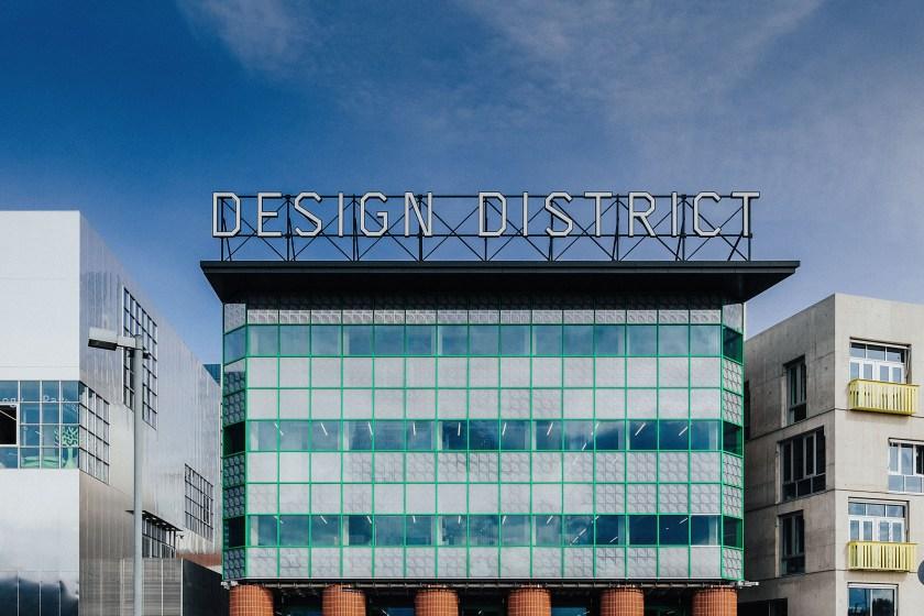 Design District. London. Foto: Taran Wilkhu