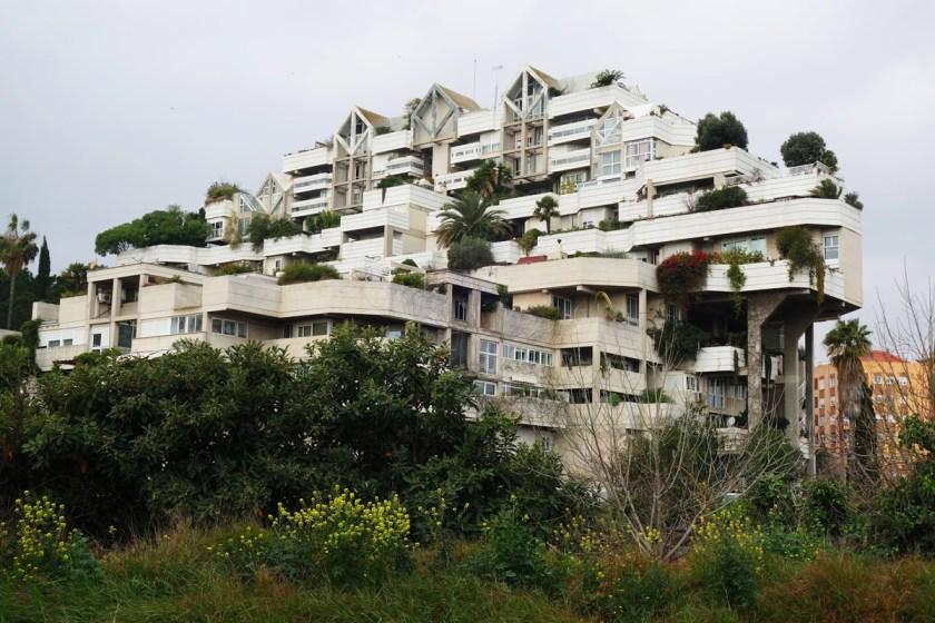 Espai verd Arquitectura sostenible, tecnologica y ecológica