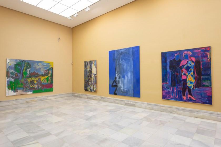 """Pintura Espanyola. Segona Meitat Segle XX (1980)"". Museu de la ciutat. Valencia"