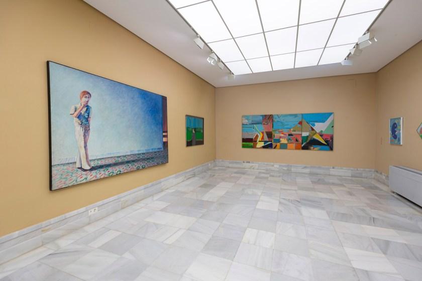 "Fundación Chirivella Soriano, (Valencia), presenta ""Pintura Espanyola. Segona Meitat Segle XX (1980)"""