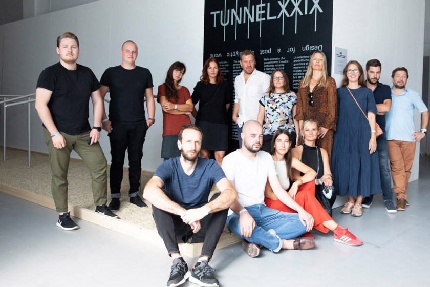 [Tunnel 29] – Design for a Post-Apocalyptic World. Superdesign Show. Milan Design Week 2021.