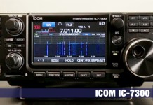 ICOM IC 7300 Video