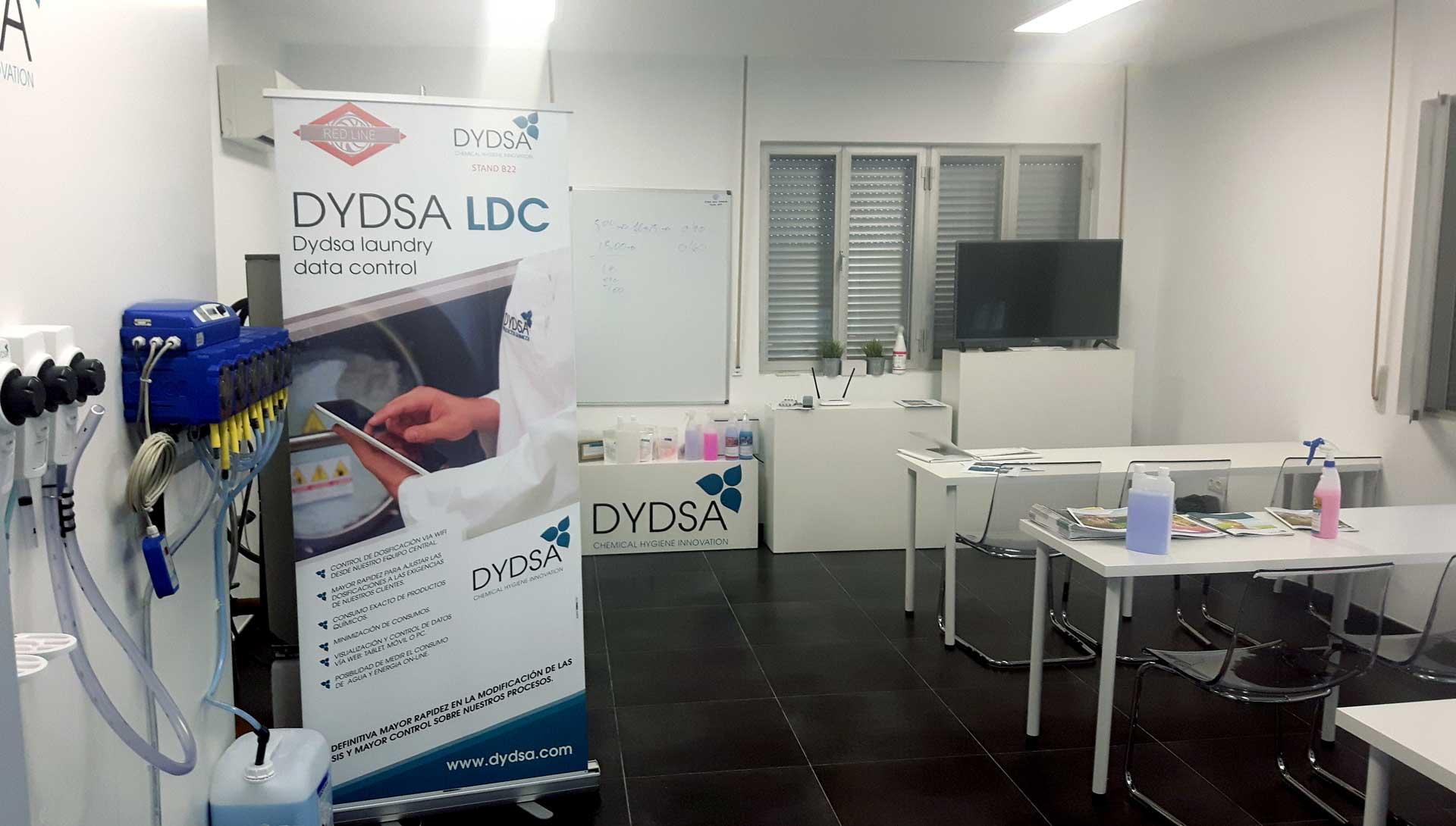 Nueva sala de formación en Dydsa
