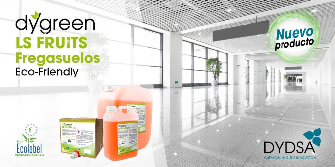 Nuevo Fregasuelos Ecolabel
