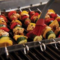 Zestaw do grillowania szaszłyków