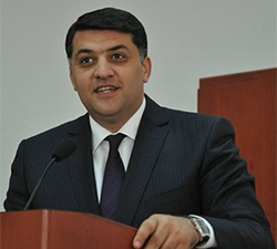 Raqif Arif oğlu Abbasov