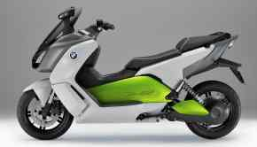 Scooter BMW Evolution C
