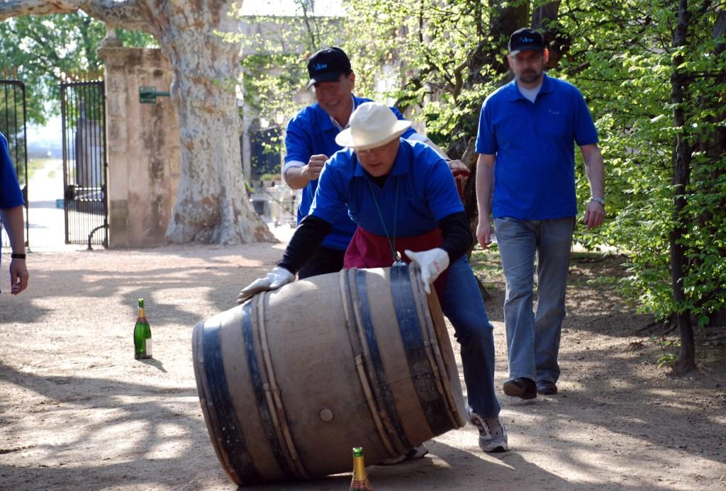 Séminaire : chasse au trésor dans le beaujolais
