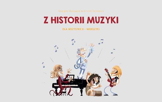 Z historii muzyki dla wszystkich - wierszyki