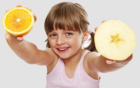 Jak dieta wpływa na rozwój zgryzu dziecka?