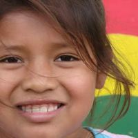 April 12th, celebrating Bolivian Children