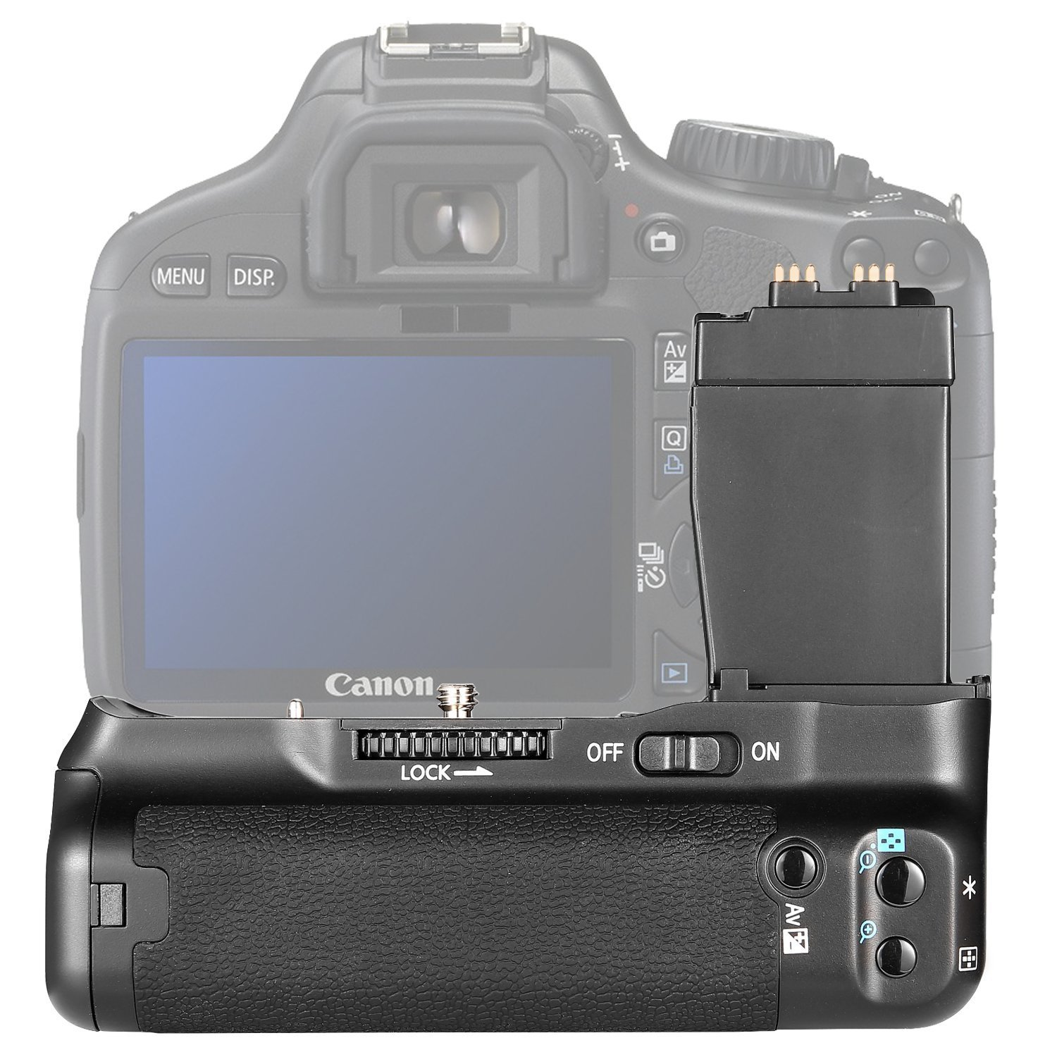 Fullsize Of Canon T3i Battery