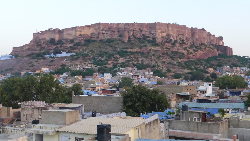 What to Do in Jodhpur, India; Backpacking India; Backpacking Rajasthan and Agra; D.I.Y. Rajasthan; D.I.Y. Jodhpur; Mehrangarh Fort