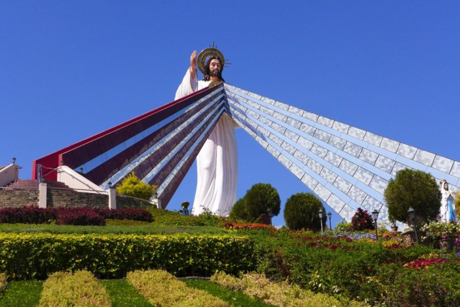Divine Mercy Shrine; D.I.Y. Cagayan de Oro; Cagayan de Oro itinerary; Cagayan de Oro activities; What to do in Cagayan de Oro; Cagayan de Oro travel blog
