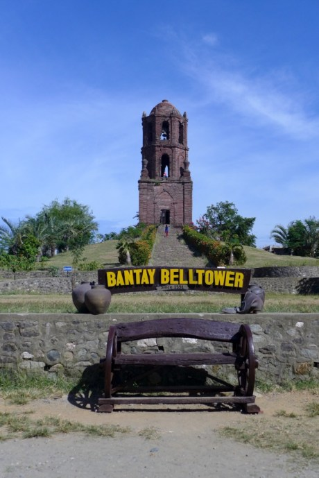 Bantay Church and Bell Tower