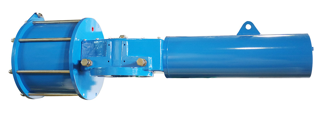 Heavy-Duty-Pneumatic-Actuator-B1