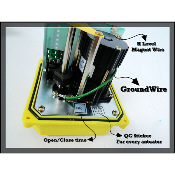 Rotary-automatic-electric-actuator-groundwire