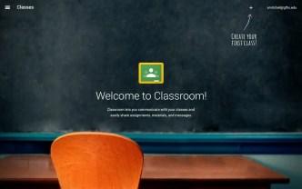 Google Classroom Header