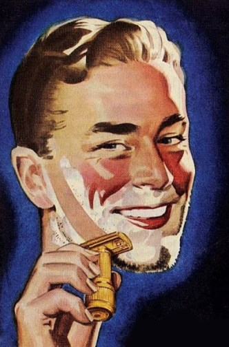 shaving - 1
