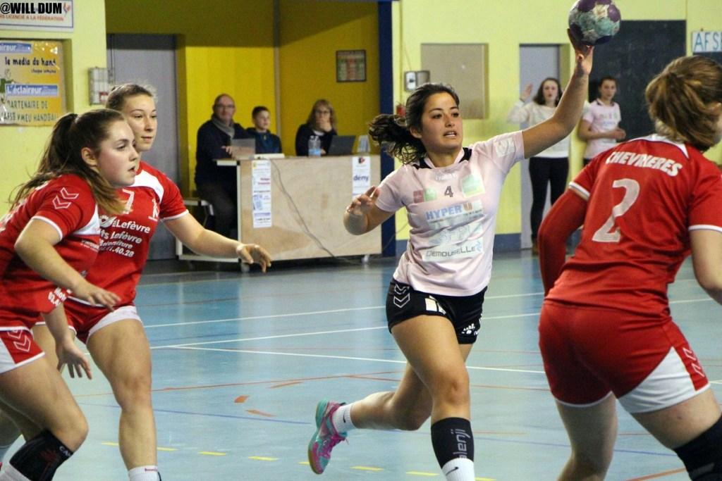 -18 contre Chevrières (62)