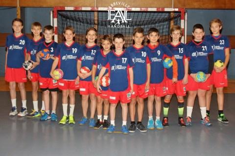 Moins de 13 ans  _ équipe 1