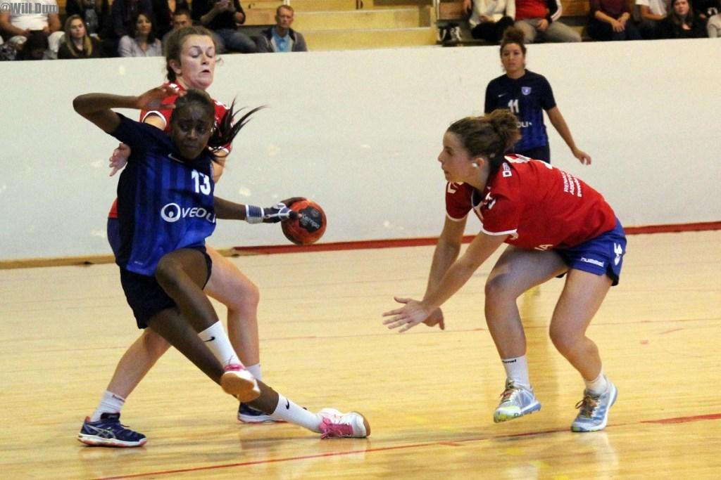 N3 contre Aubervilliers (93)