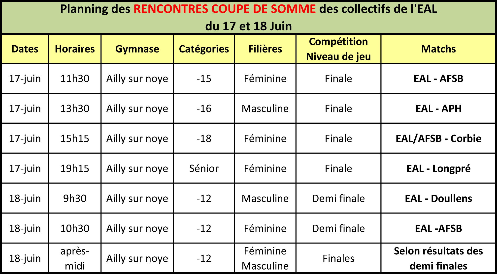 rencontres picardie somme Aulnay-sous-Bois