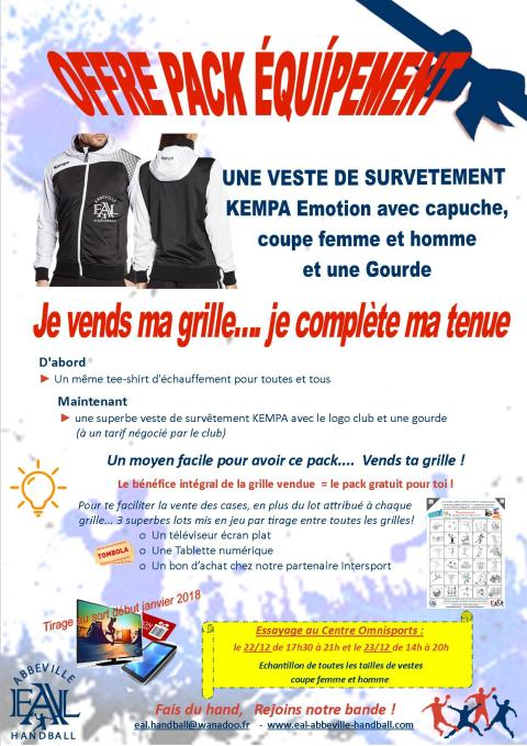 Pack EAL_Message licencié 12 12 17