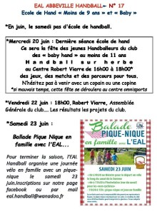 Info n° 17bis