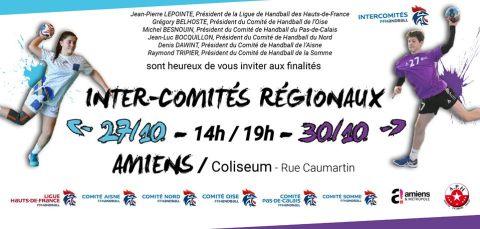 Inter comité régionaux 10 2019