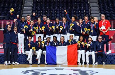 Equipe de France - JO OR