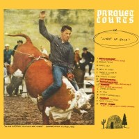 Parquet Courts Light Up Gold