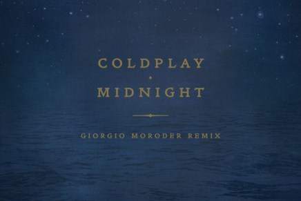 "Coldplay – ""Midnight"" (Giorgio Moroder Remix)"