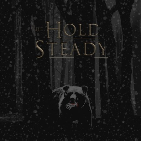 The Hold Steady bear