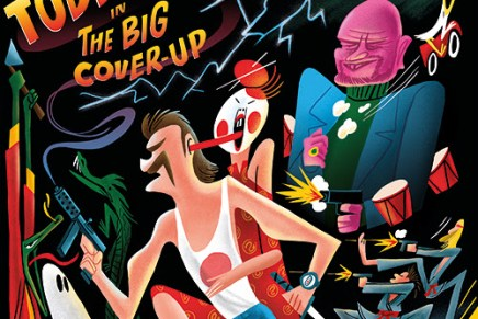 Todd Terje & the Olsens – The Big Cover-Up Review