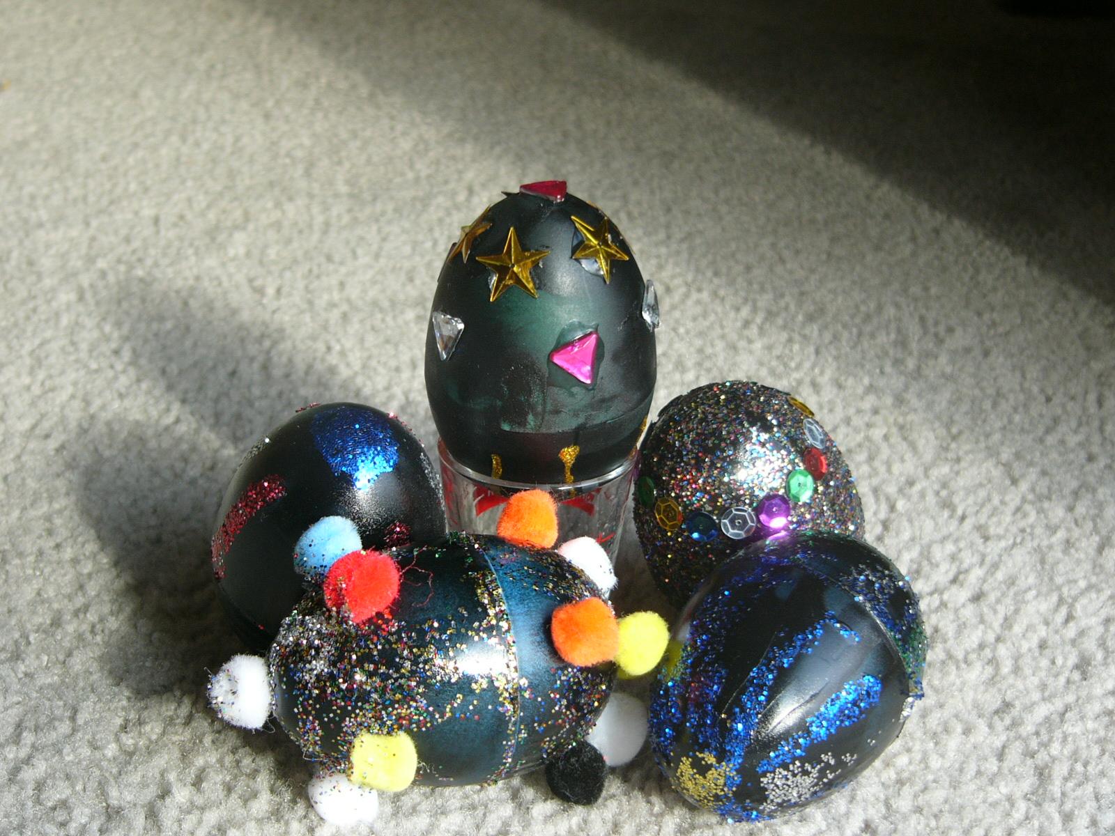 faberge egg craft