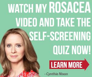 rosacea public service promo