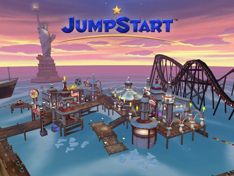 jumpstart online virtual neighborhood