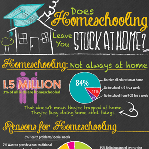 thumbnail image of homeschool infographic